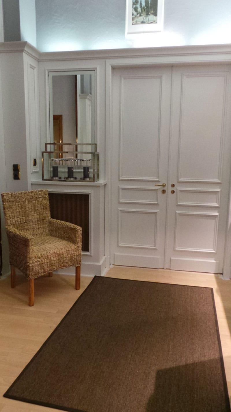 accès salle de séminaire nouvel hotel